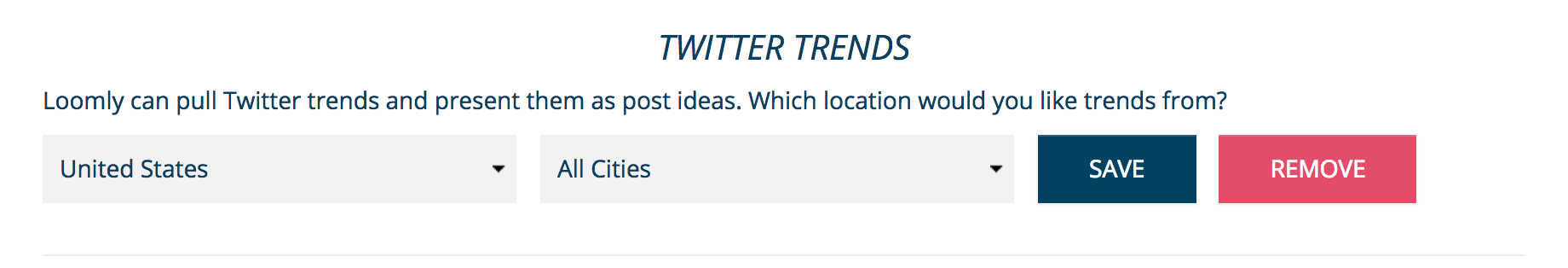 Loomly Social Media Calendar Post Ideas Twitter Trends